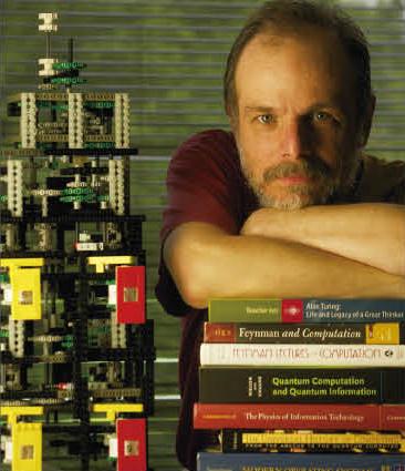 Professor Rodney van Meter, KEIO University