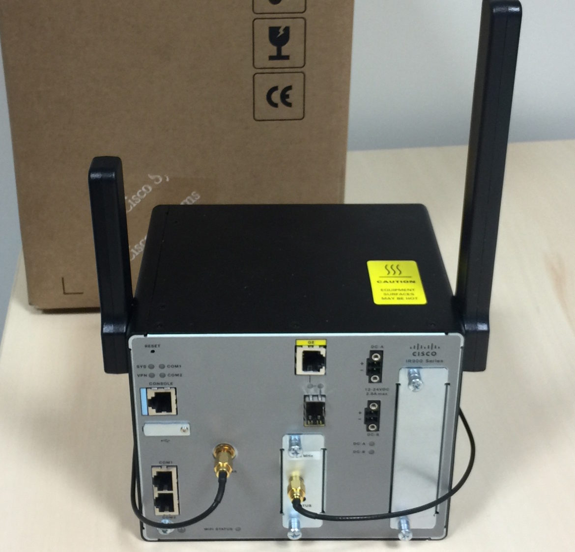 Cisco LoRa Router
