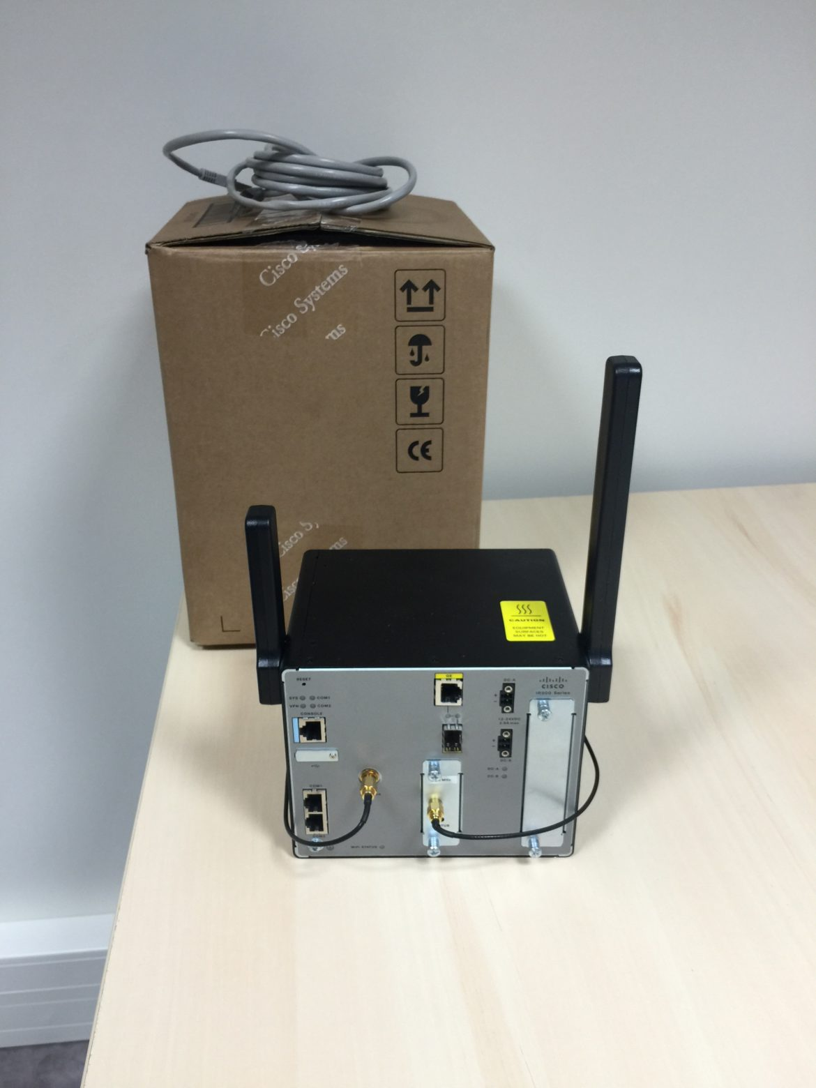 LoRa Base Station
